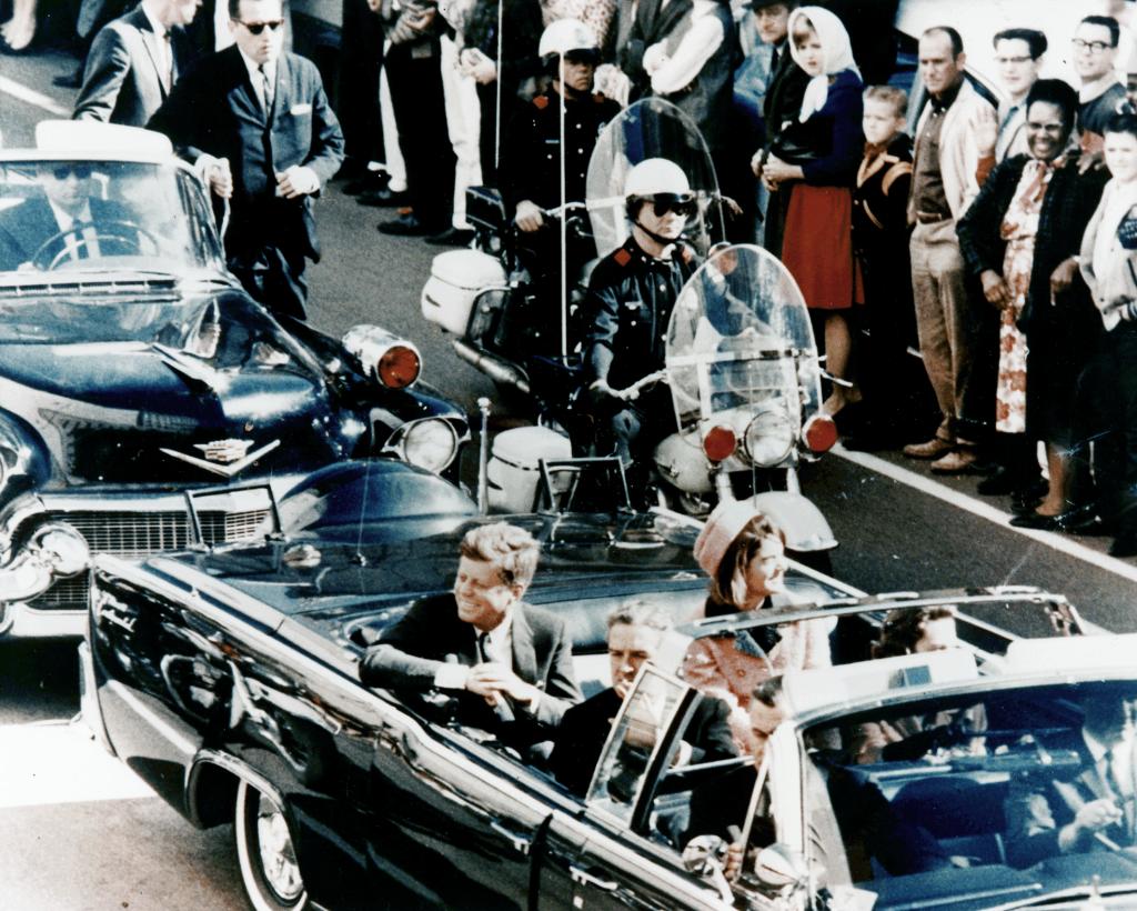 Atentát na JFK